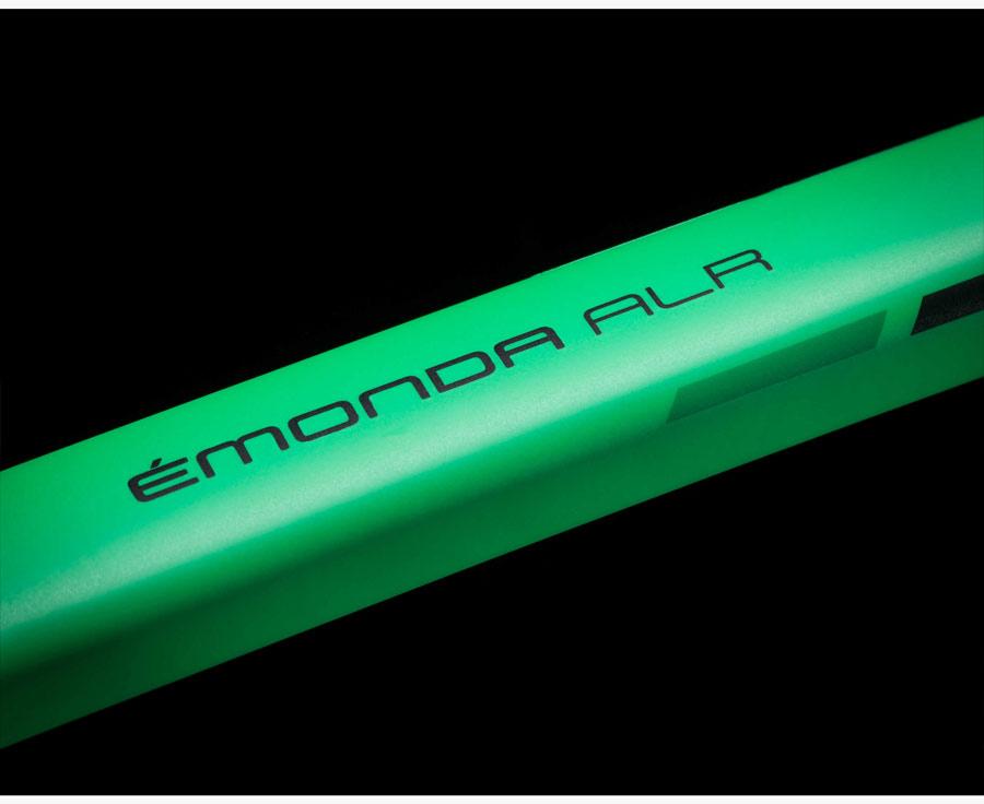 エモンダALR5(2017)トップチューブ