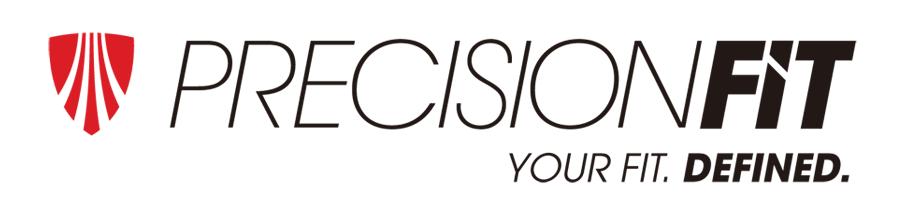プレシジョンフィットロゴ
