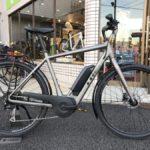通勤や街乗りに最適なE-Bikeのご紹介  Verve+2